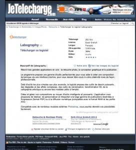 Nous sommes présent sur www.jetelecharge.com